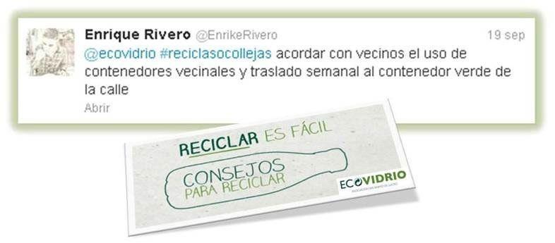 Consejos de reciclaje hablando en vidrio - Consejos de reciclaje ...