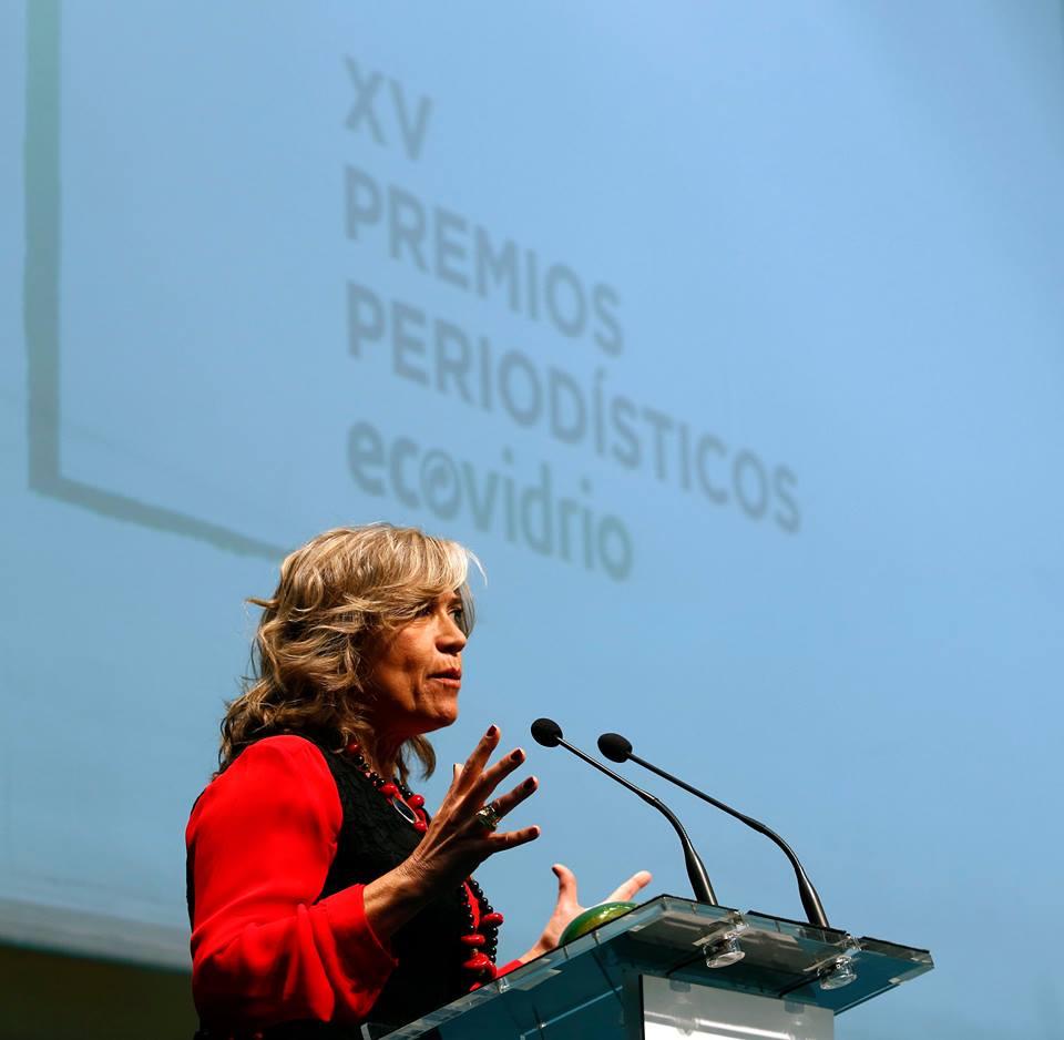 Julia Otero - Ecovidrio