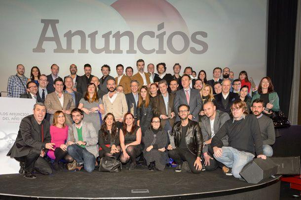 Ganadores Anuncios.com 2014
