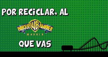 Parque Warner Ecovidrio