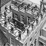 dibujos de Escher