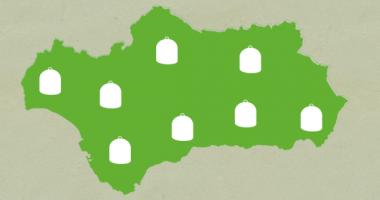 Andalucía recicla vidrio