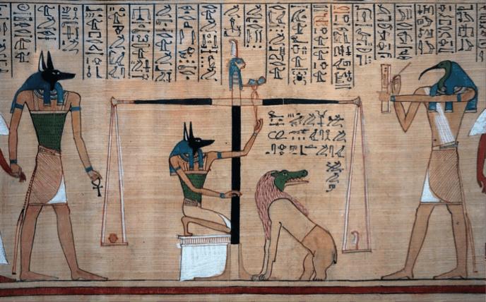 papiro reciclaje antiguo egipto