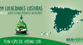 Ecovidrio Plan Verano 2015