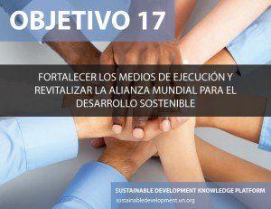 objetivo 17 naciones unidas