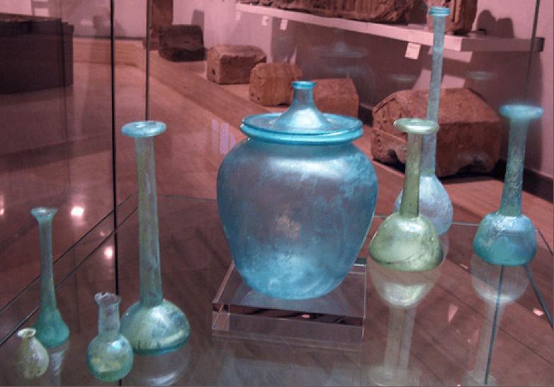 tecnica vidrio romano