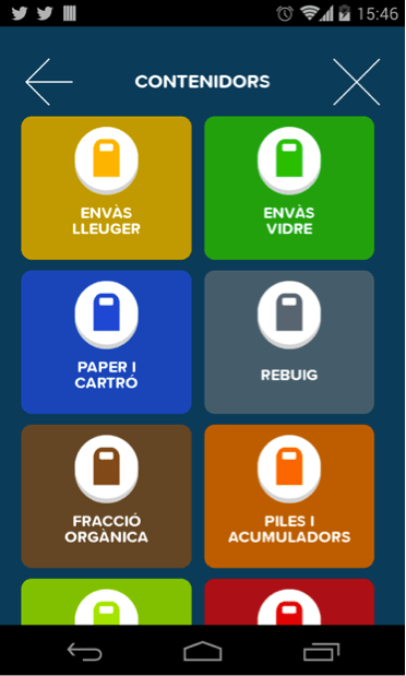 residus app