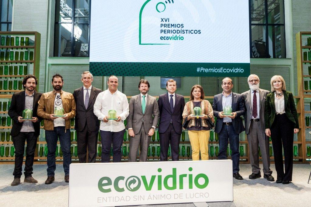 Palmares Premios Ecovidrio 2015