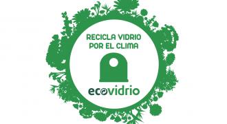 recicla vidrio por el clima ecovidrio