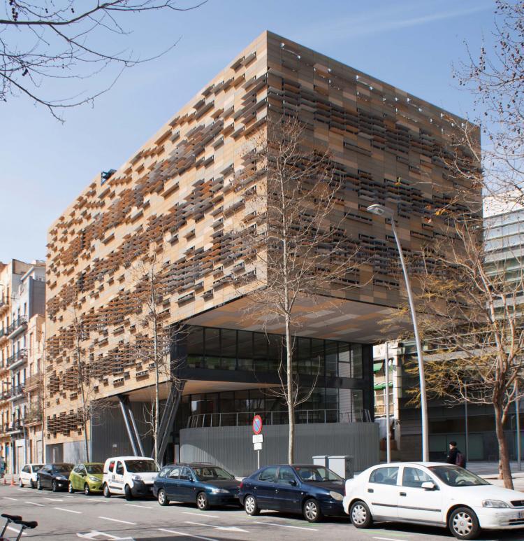 leitat edificio sostenible