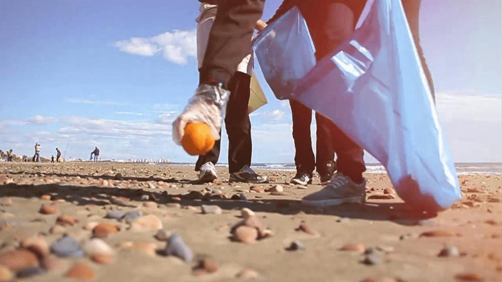 limpieza de oceanos