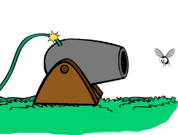 mosca-canonazos
