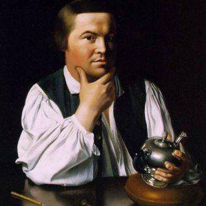 Paul Revere, orfebre y reciclador