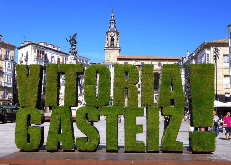vitoria gasteiz capital verde 2012