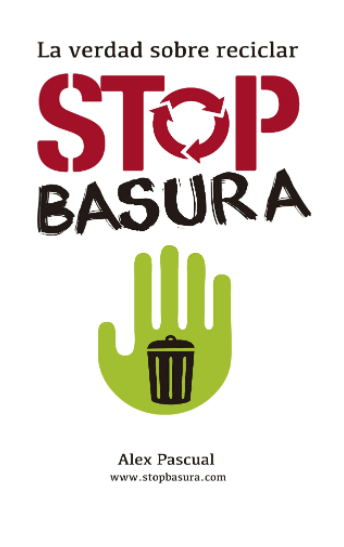stop basura libro alex pascual amazon
