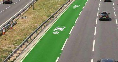 ecoinventos: carreteras que cargan coches