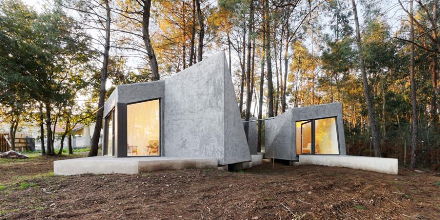 arquitectura verde casa sostenible Crisalida Mauro Lomba