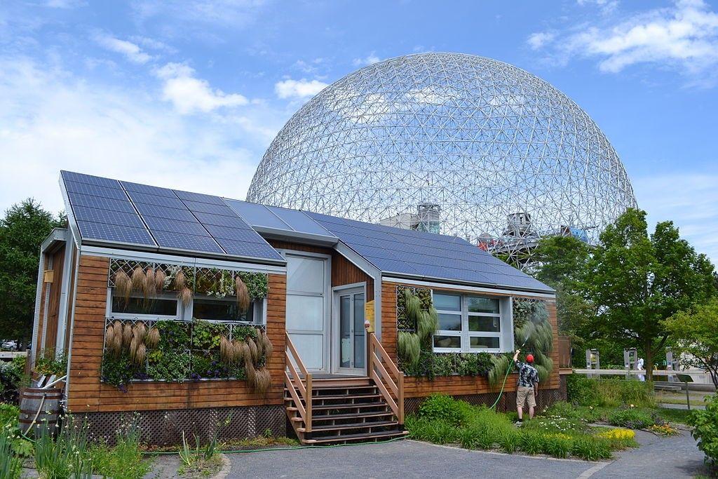 arquitectura verde casa solar ecologica montreal