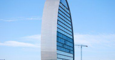 arquitectura verde sostenible la vela BBVA