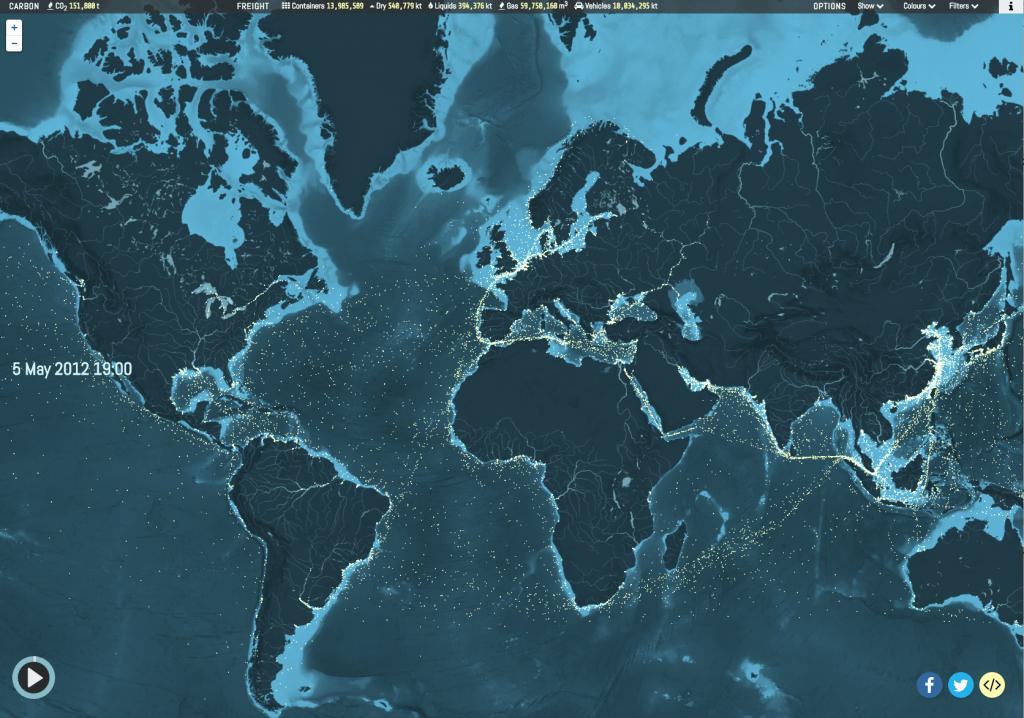 Mapas Shipmap