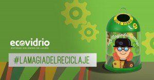 la magia del reciclaje con miniglu