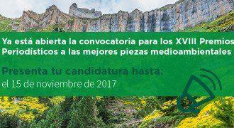 xviii premios ecovidrio convocatoria