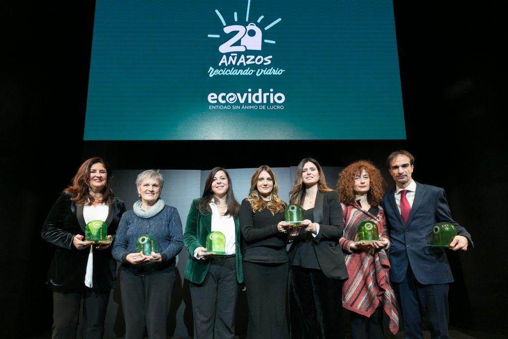 20 años ecovidrio