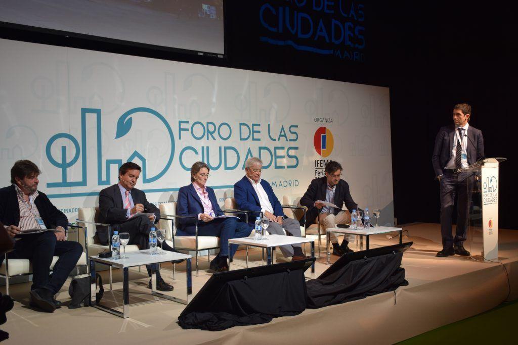 tercera edición del Foro de las Ciudades de Madrid