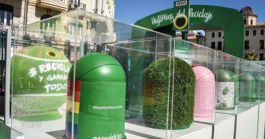 contenedor-verde-de-reciclaje