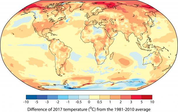 como nos afecta el cambio climatico a los seres humanos