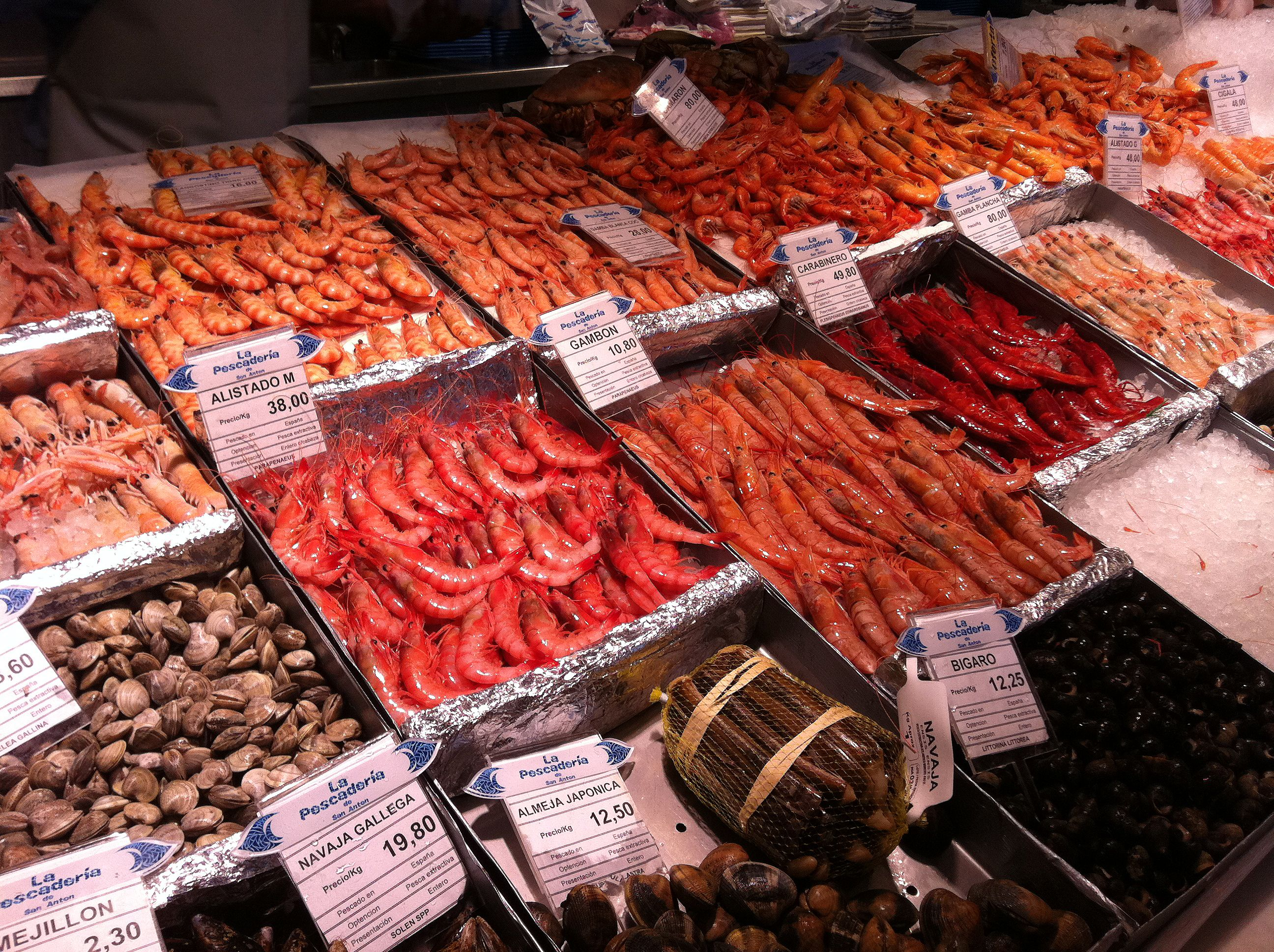 Alimentacion sostenible-pescado-fresco-ECOVIDRIO