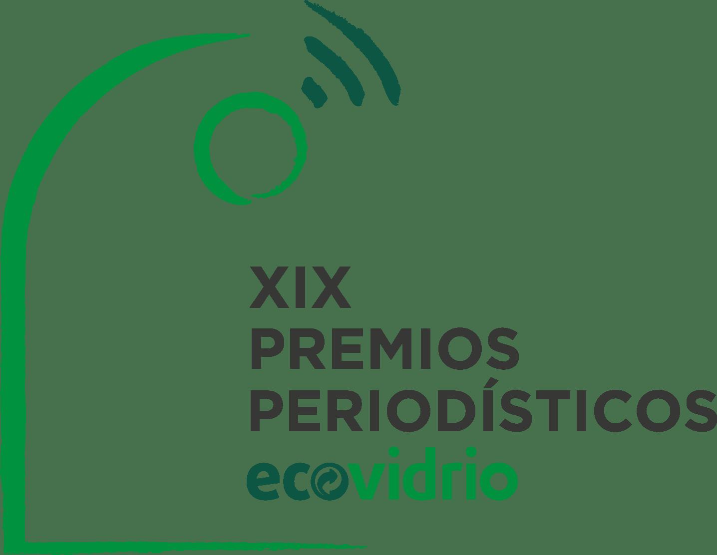 Logo XIX premios periodisticos