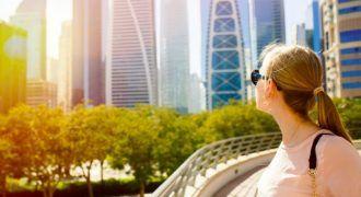 rascacielos, día mundial de las ciudades