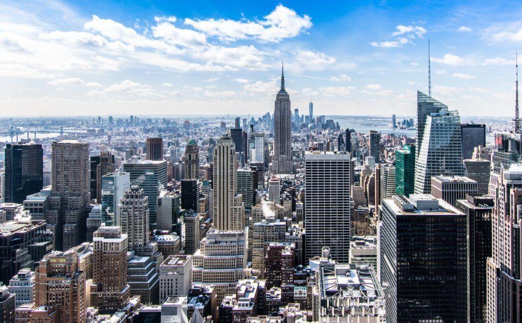 Nueva York - Día de las ciudades