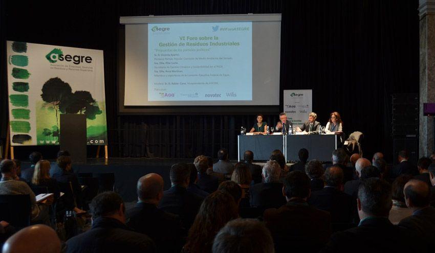 Agenda Ambiental 2019 - Foro Gestion residuos industriales