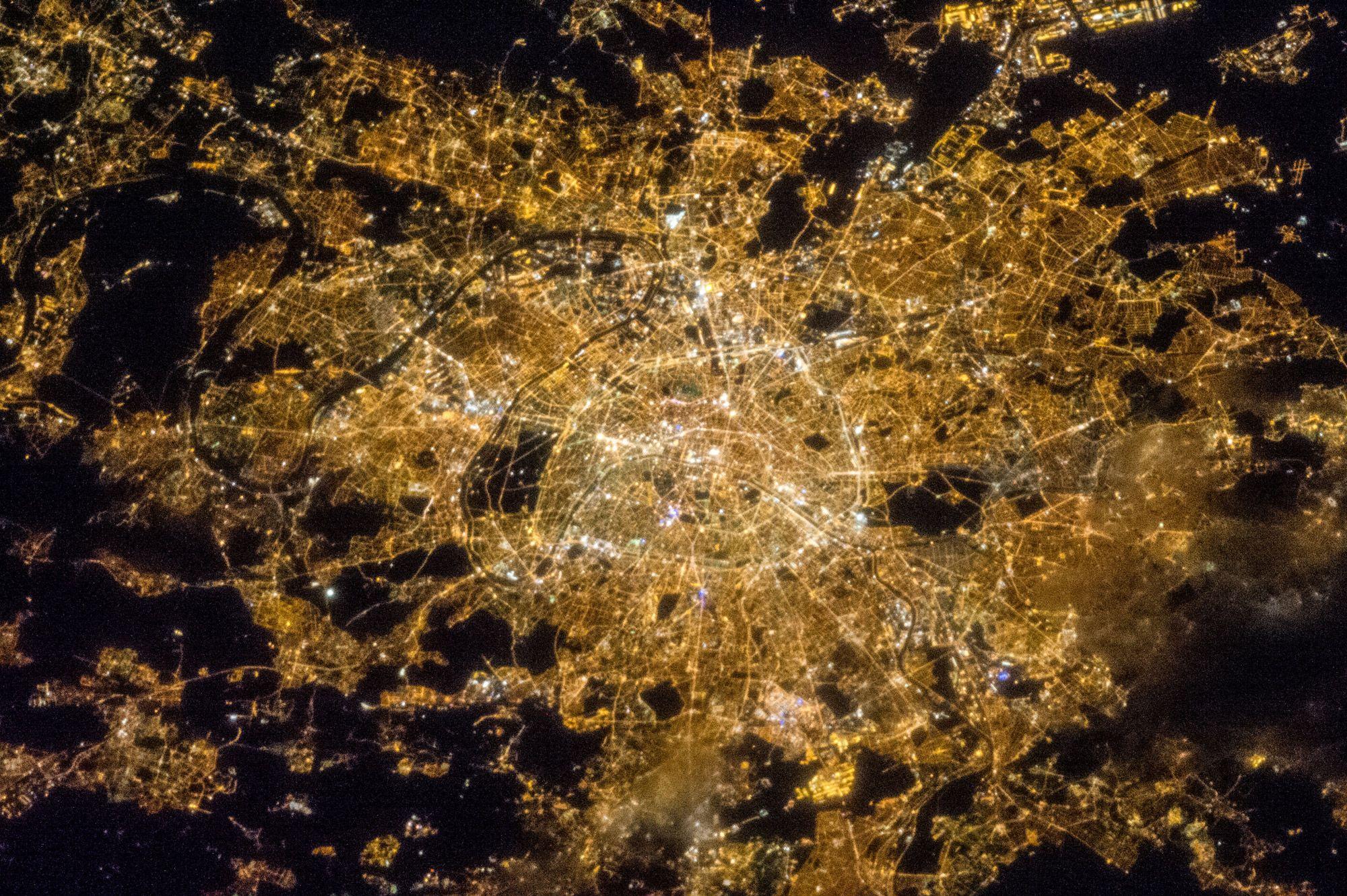 consecuencias contaminacion luminica - causas contaminacion luminica