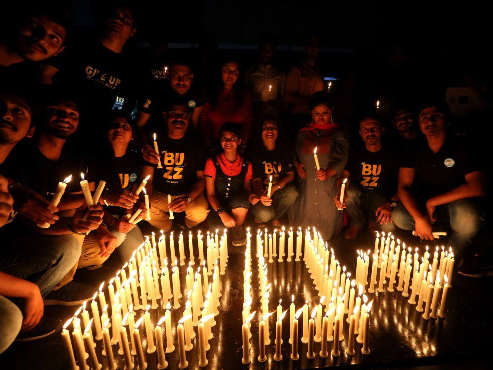Citas medioambientales -Bhopal (India)
