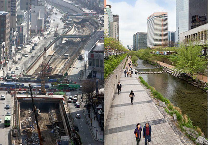 ciudad verde - seúl