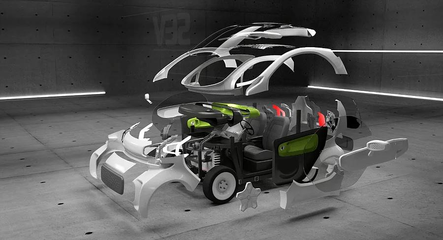 tecnologia y ecologia - coches electricos