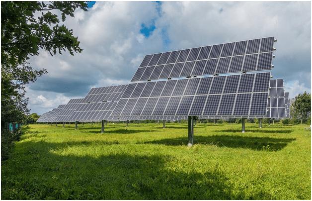 paneles solares - uso de energias renovables