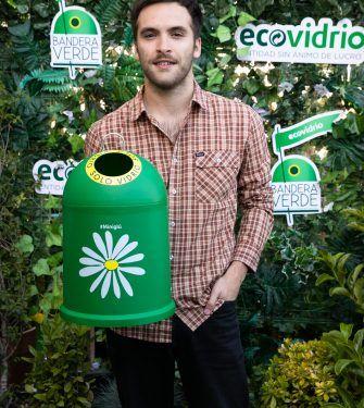 Ricardo gómez en el movimiento banderas verdes