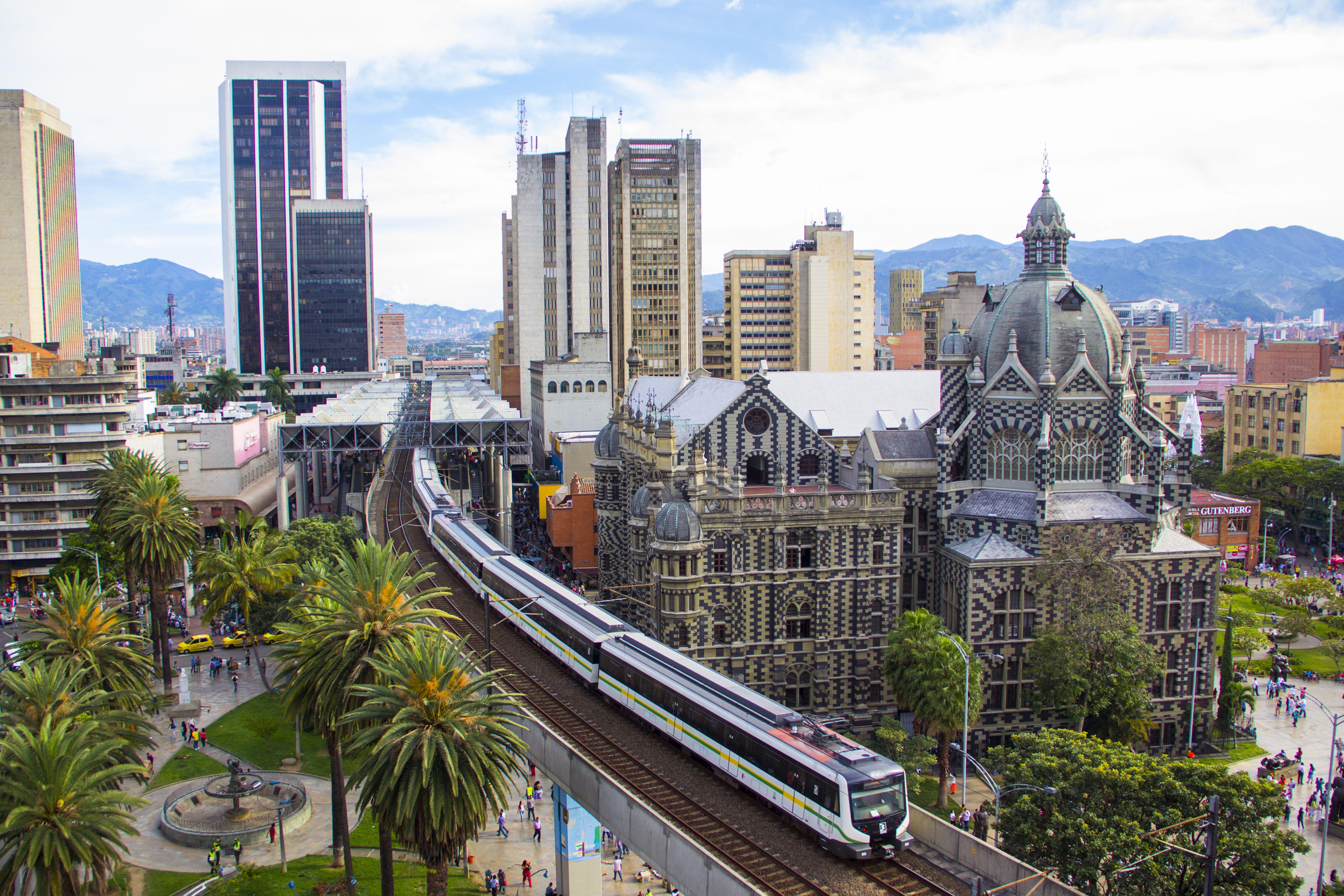 Parques ecológicos en Medellín