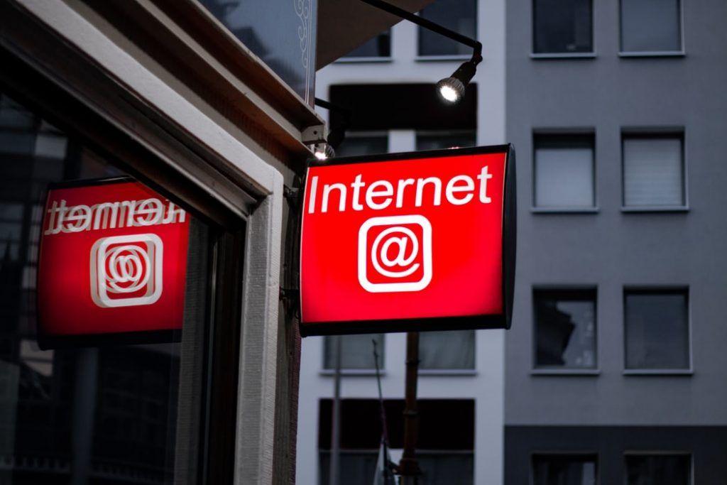 tecnología y reciclaje - internet