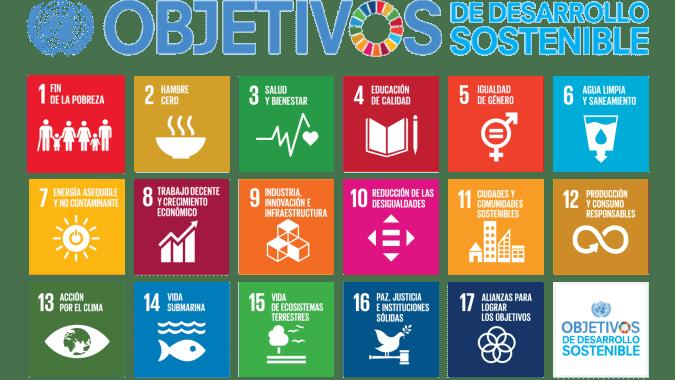 objetivos desarrollo sostenible - informe de sostenibilidad 2018