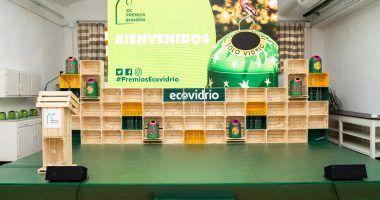 premios ecovidrio - bienvenida