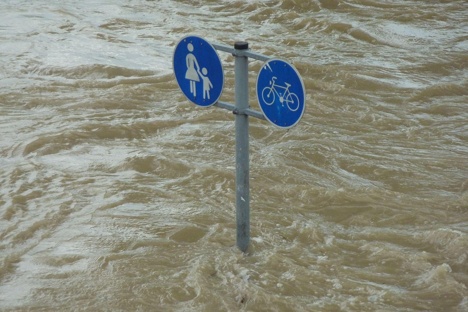 por que sube el nivel del mar - inundaciones