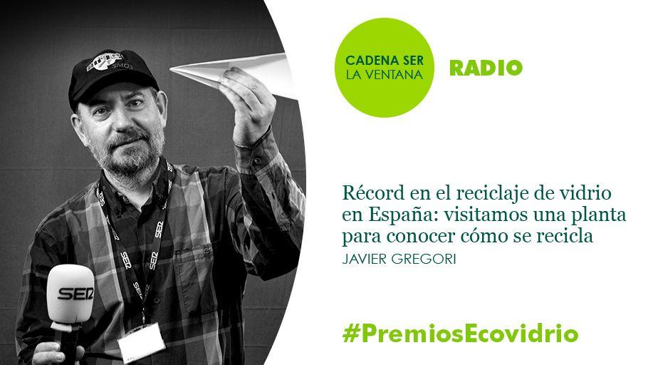 premios ecovidrio - radio