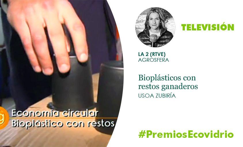 premios ecovidrio - television