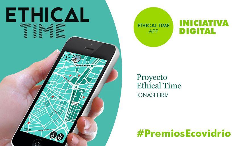 premio ecovidrio - mejor iniciativa digital