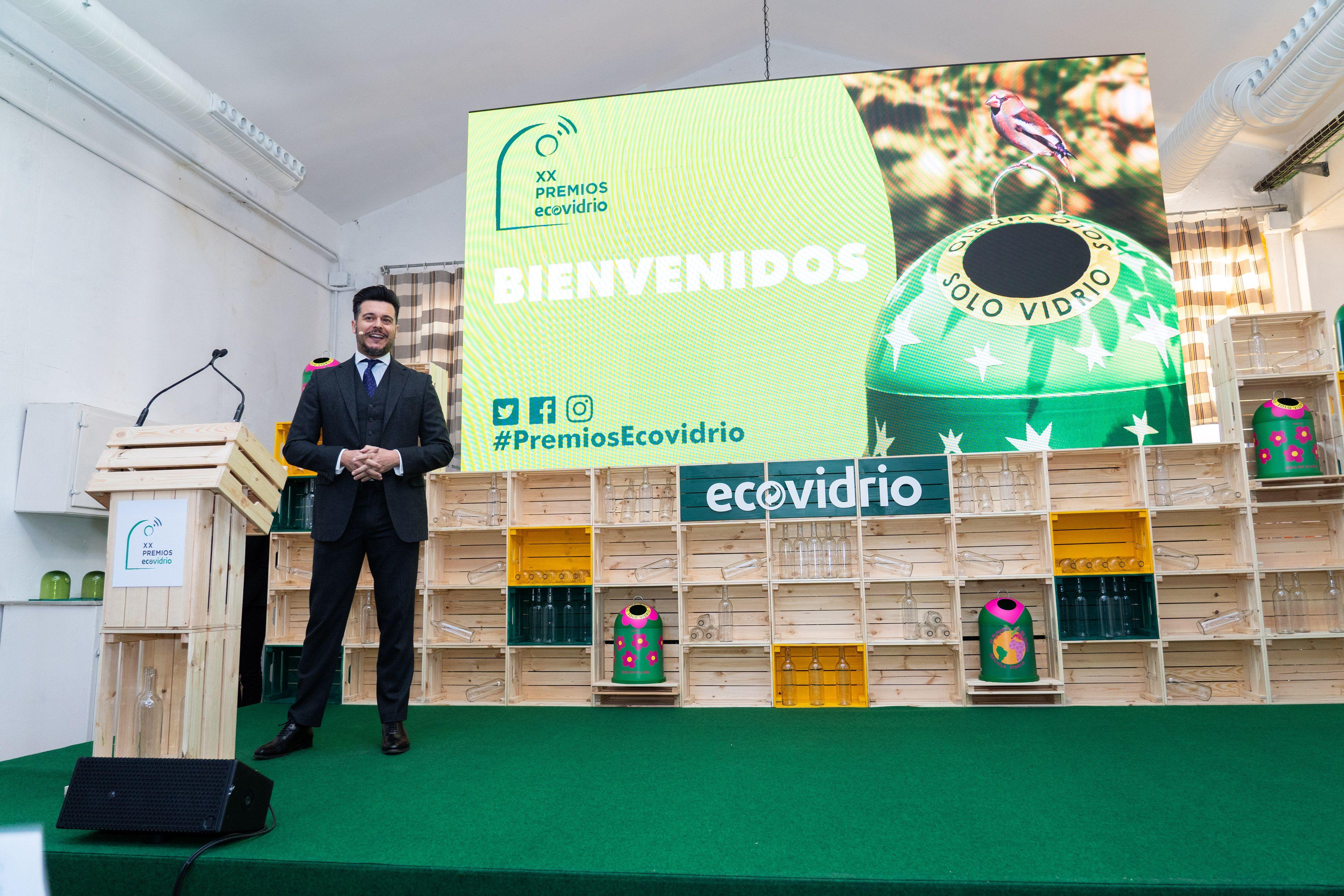 premios ecovidrio - martin barreiro